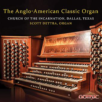 Anglo-American Classic Organ [CD] USA import