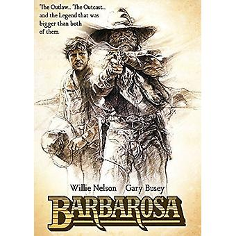 Barbarosa (1982) [DVD] USA import