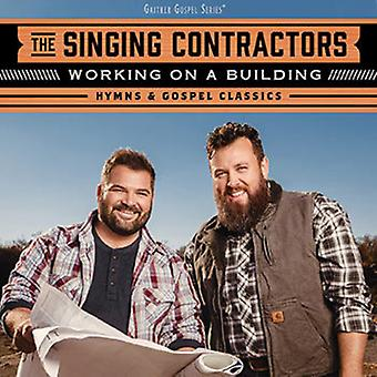 Working On A Building: Hymns & Gospel Classics [CD] USA import