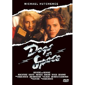 Dogs in Space [DVD] USA import