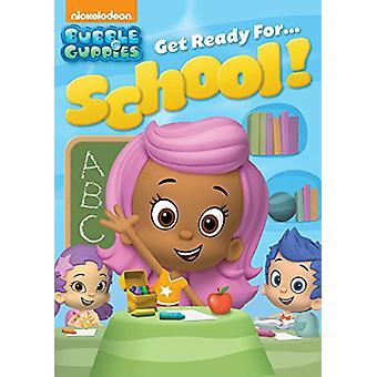Bubble Guppies: Get Ready for School [DVD] USA import
