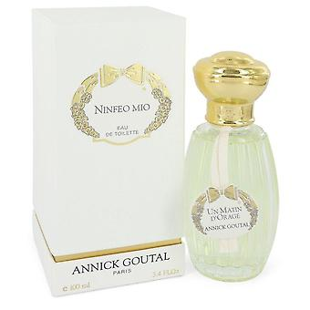 Ninfeo Mio Eau De Toilette Spray By Annick Goutal 3.4 oz Eau De Toilette Spray