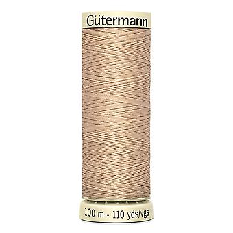 Gutermann Sew-all 100% Polyester Thread 100m Hand and Machine Colour Code  - 170