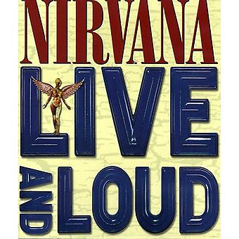 Nirvana - Live & USA Loud [DVD] import