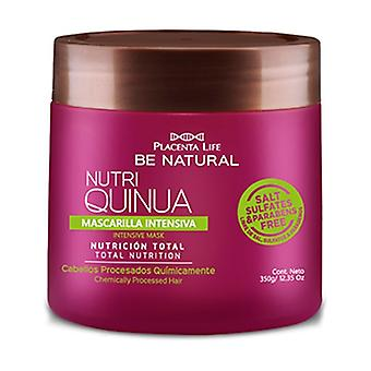 NUTRI QUINUA Mascarilla 350 g of cream