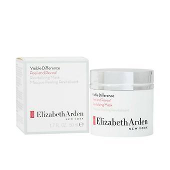 Elizabeth Arden Visibile Differenza Peel e Rivelare Crema Rivitalizzante 50ml
