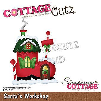 Scrapping Cottage Santa's Workshop