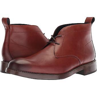 Cole Haan Men's Topánky Grand Chukka Kožené mandľový toe členok Módne topánky