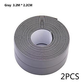 Pvc Waterproof Adhesive Durable Tape For Kitchen Bathroom Wall Sealing