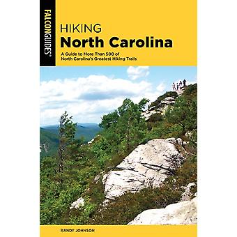 Hiking North Carolina by Johnson & Randy
