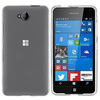 Colorfone Microsoft Lumia 650 Shell (transparant)