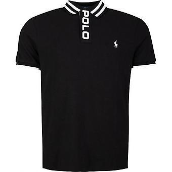 Polo Ralph Lauren Plackett Logo Polo Shirt