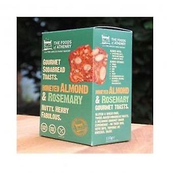 Foods Of Athenry - GF Almond, Rosemary Toasts 110g