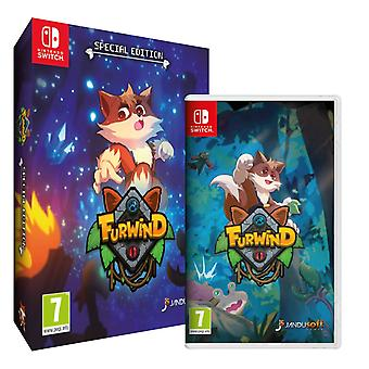 Furwind Special Edition Nintendo Switch Spiel