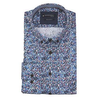ベイリーズ ジョルダーノ ジョルダーノ ブルー シャツ 207035