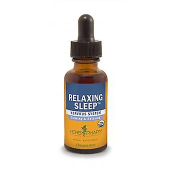 Herb Pharm Avslappende Søvn Tonic, 4 oz
