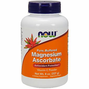 Now Foods Magnesium Ascorbate Powder, 8 OZ