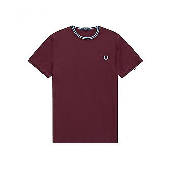 T-shirt Fred Perry Twin Tipped T-Shirt Violet
