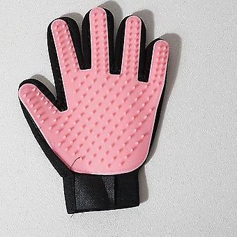 Cat Grooming Glove -lightweight And Machine Washable, Easy To Clean