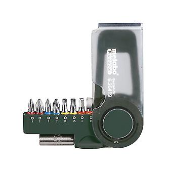 Metabo 9 Piece Bit Set MPT630419