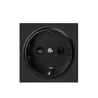 Luxury Eu German Socket Electric Outlet Function Key For Wall Plastic Module