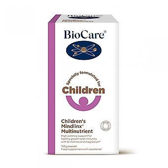 BioCare Children's Mindlinx Multinutrient 150g (780150)