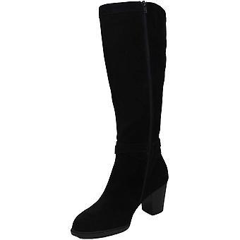 Giani Bernini Womens Rozario Leather Tall Knee-High Boots
