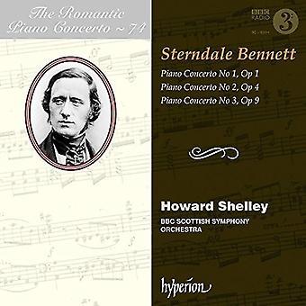Howard Shelley - Romantic Piano Concerto 74 [CD] USA import