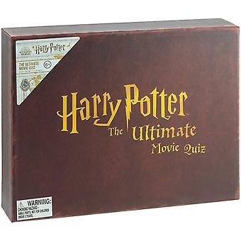 Harry Potter, Äärimmäinen elokuvavisa - Frågespel