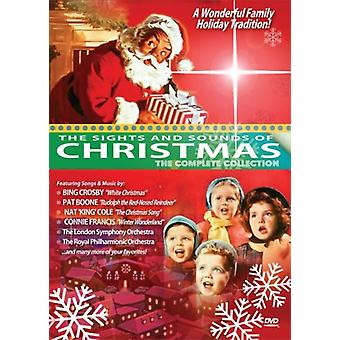 Sights & Sounds of Christmas: Complete Collection [DVD] USA import
