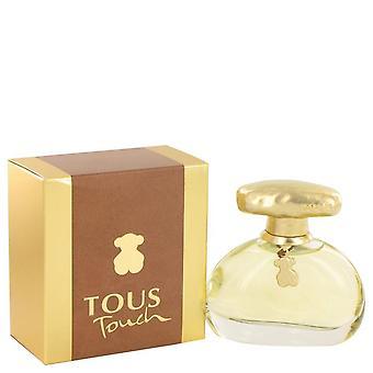 Tous Touch Woda toaletowa Spray przez Tous 1,7 uncji Eau De Parfum Spray