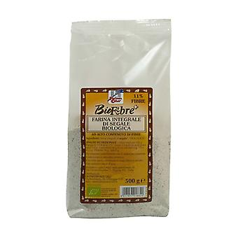 Biofibre + Wholemeal rye flour 500 g
