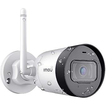 Outdoor Security Camera Bullet Lite 2MP WiFi 1080P 30M/98 feet Night Vision IP67 Weatherproof CCTV Camera, Motion Detection with Instant Alert, Work with Alexa