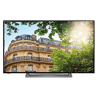 """التلفزيون الذكي توشيبا 58UL3B63DG 58 """"4K الترا HD DLED واي فاي أسود"""