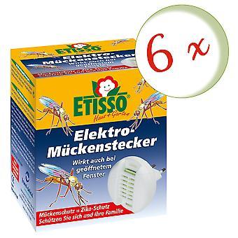 Sparset: 6 x FRUNOL DELICIA® Etisso® Electric Mosquito Plug, 1 Set