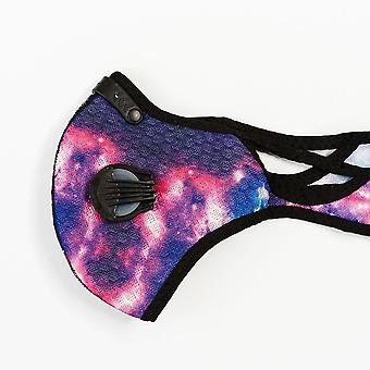 Rainbow Sports Face Mask