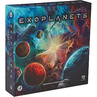 Greater Than Games EXOP:CORE Exoplanets Board Game