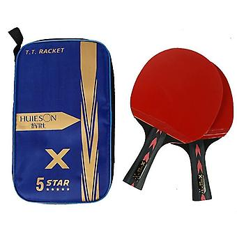Table Tennis Super Powerful Ping / Pong Racket Bat Set