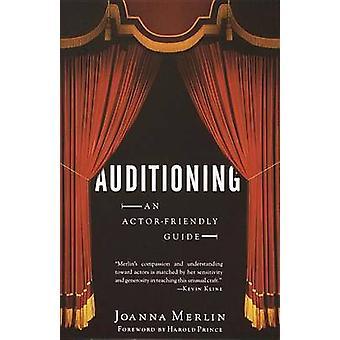 Audição de um atorfriendly guid por Merlin Joanna