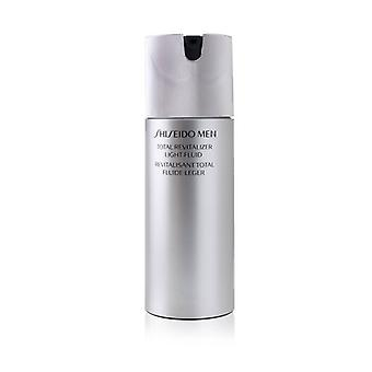 Shiseido Männer Total Revitalizer Light Fluid (Für fettige/Kombination Skin) (Box leicht beschädigt) 80ml/2.7oz