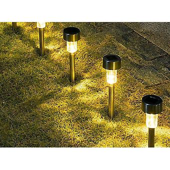 Solar Garden, Lawn Lamps - Outdoor Decoration, Waterproof Led Powered Light