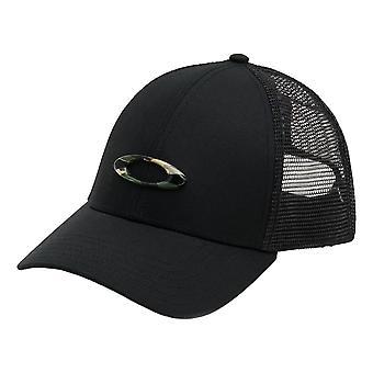 Oakley Trucker Ellipse Hat - Blackout