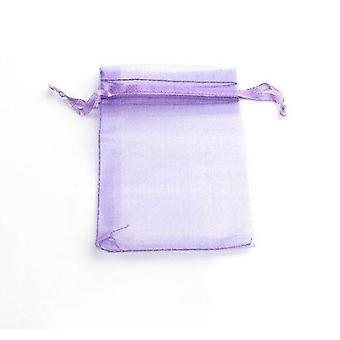 50pcs Drawstring Organza Jewelry Packaging & Display Bag