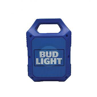 """Bud Light 9"""" Alto-falante Bluetooth LED tailgate robusto"""