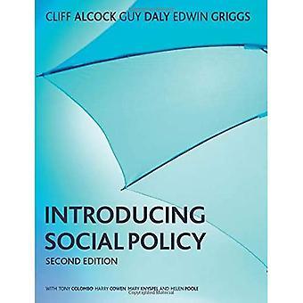 Indførelse af socialpolitik