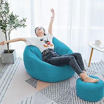 懒惰沙发实心椅盖