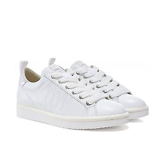 Panchic P01 Metallic Detail Leather Trainers