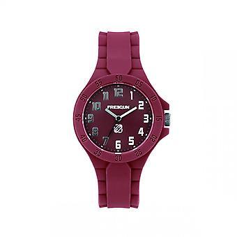 -Watch Freegun Ollie EE5257 child red Silicone