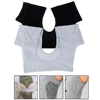 T-shirt wielokrotnego noszenia damskie zmywalne podkładki pod pachami