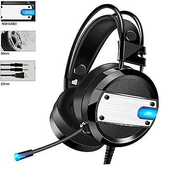 Stereoljud 50 mm högkvalitativt XO Spelhörlurar / Gaming Headset